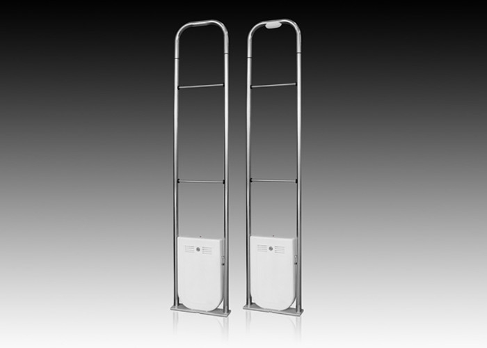 Stainless Steel Gateway EAS System , High Sensitivity EAS Alarm System Cosmetic Store